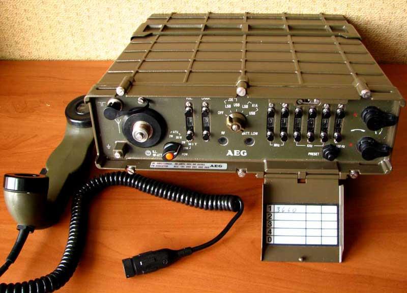 Manpack SE6861 – AEG – Telefunken
